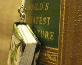 Miniature Book Bookmark