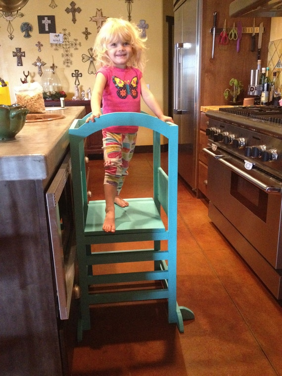 toddler helper stool