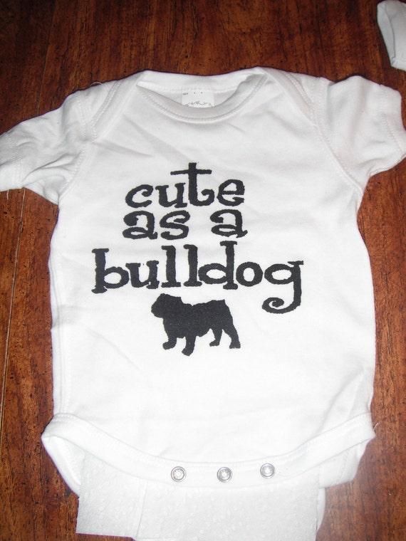 Cute as a Bulldog