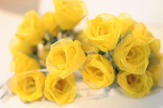 20 yellow handmade real leaf Rose flower leaf string light patio decoration wedding bedroom living room party lantern
