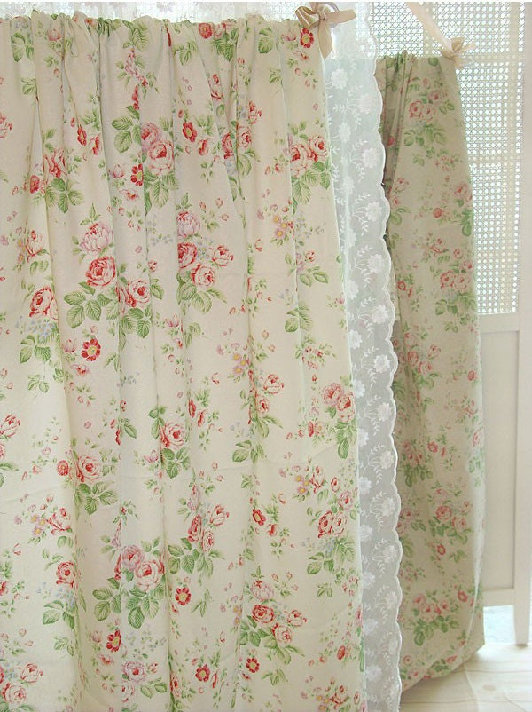Shabby Chic Fabric by the Yard | 600 x 802 · 155 kB · jpeg