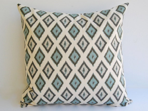 Throw pillows set of two pillow covers 20 x 20 by ThePillowPeople