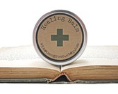 Eco Friendly Herbal Healing Balm  Natural Remedy First Aid Camping, Hiking, Outdoor Adventures - Groomsmen Gift elitett theteam cabin home