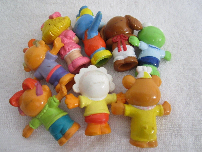 Playmates Jim Henson Muppet Babies Imagination Park Playset