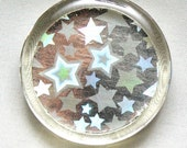 Magic Rosin Star Hologram