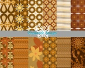 Moroccan Spice Digital Paper Pack