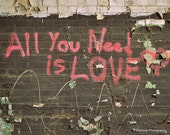All You Need is Love - Detroit