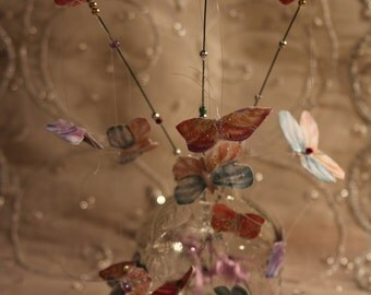 Butterfly Fairy Princess Wand Party Favors
