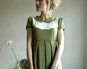 "Elegant Dress ""Florence"" in lightgreen"