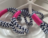 Custom Nautical Bridal Party Gift Set for 3