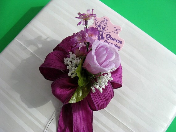 Lilac Mother's Day gift bow (MD3)