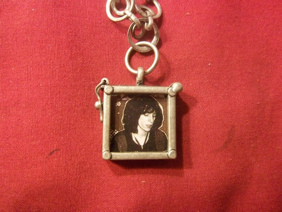 Patti Smith Portrait Pendant