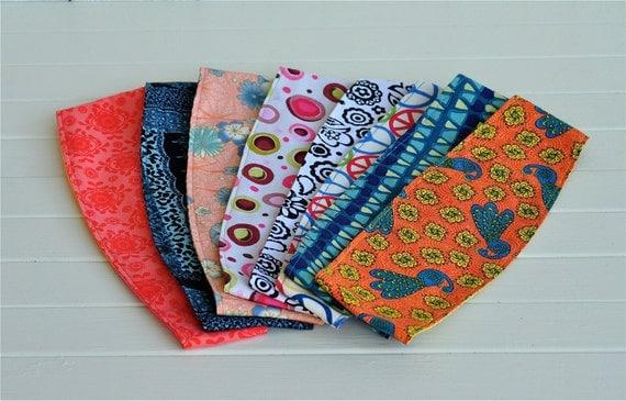 Reversible Fabric Headbands You Pick Three