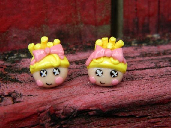 Princess dolls Earrings