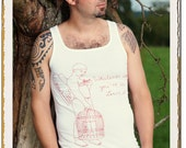 "Shirt ""Encaged Heart"""