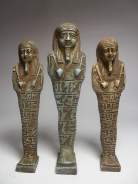 how to make a shabti figure