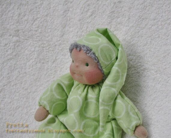 Waldorf floppy Baby 04'11.