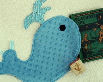 Spouting Blue Whale Snugglie
