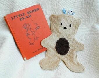 Sleep Tight Teddy Bear Snugglie