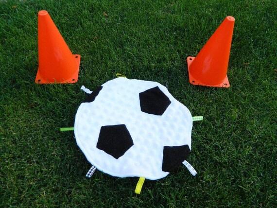 Go For the Goal Soccer Ball Snugglie