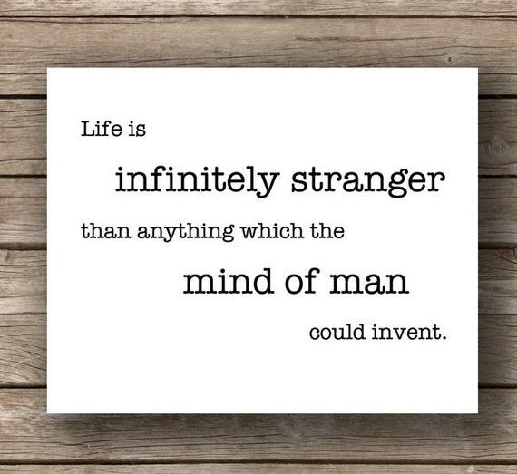 Sherlock Holmes Quotes Sherlock holmes: infinitely
