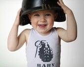 BABY BOOMER (Shortsleeve Bodysuit)