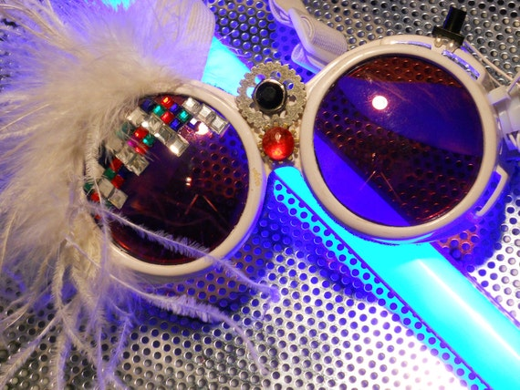 Bling Punk Goggles