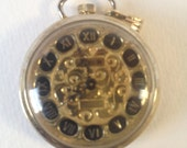 1960s Lady Nelson Vintage Pocket Watch