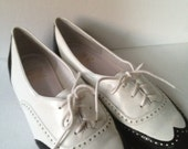 Raleigh Vintage 7.5 n sattle dress shoe RESERVED