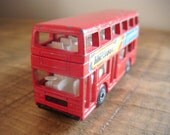Vintage Matchbox London Bus