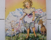 Vintage hardback children's book - 'Heidi'