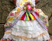 In My Dreams I live with Unicorns in Candyland---Gorgeous Whimsical and Retro all in one--3m to 10y