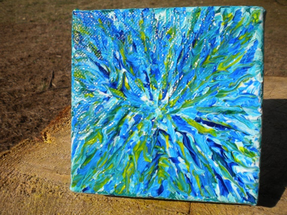 Dreaming Abstract Painting