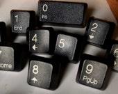 UpCycled Keyboard Keys into Push Pins