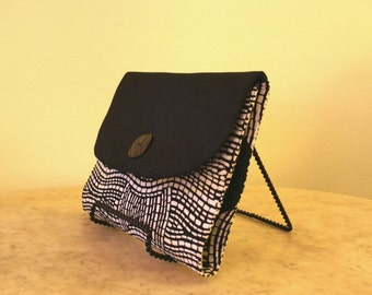 iPad 2, 3 or 4 cover, iPad 2, 3 or 4 clutch, custom made