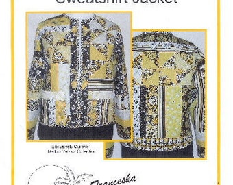 Design-Your-Own Sweatshirt Jacket pattern
