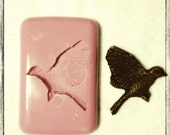 Flying Bird 1 Silicone Mould