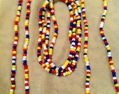 3 piece eleke/ necklace set for Orisha Ibeyis