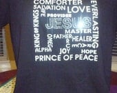 JESUS known by many names