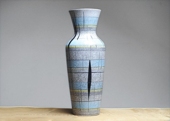 Large West German vase by Bay (509-40)
