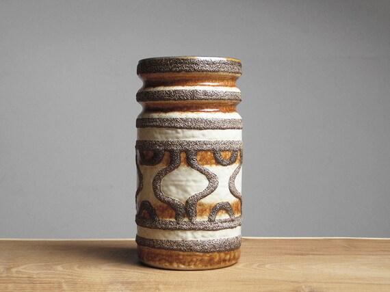 East German vase by VEB Haldensleben (3088B)