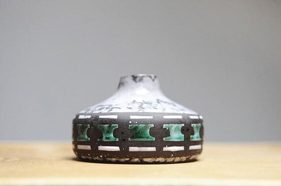 Little vase by Strehla Keramik VEB (East Germany)