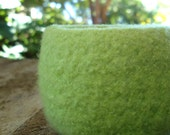 The Giving Bowl - Organic Wool Felted Bowl - Kyoto Mini - Ready to Ship - CLEARANCE