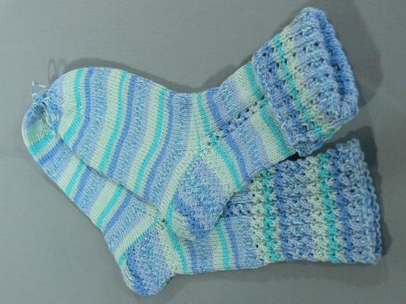 Knitted Ladies Socks - FS-059