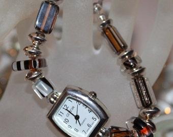 Wild Side Lampglass Watch
