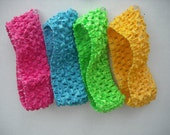"Waffle/Crochet Headband 1.5"" ADD ON"