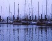 Boat Photography, Santa Barbara, California, Harbor