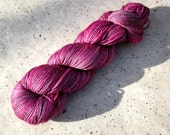 Queen Margaery, 50/50 merino/silk fingering weight yarn