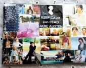 Pride & Prejudice Jane Austen Duct Tape Wallet