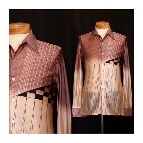 Vintage Super Sounds of the 70s  Mens Shirt